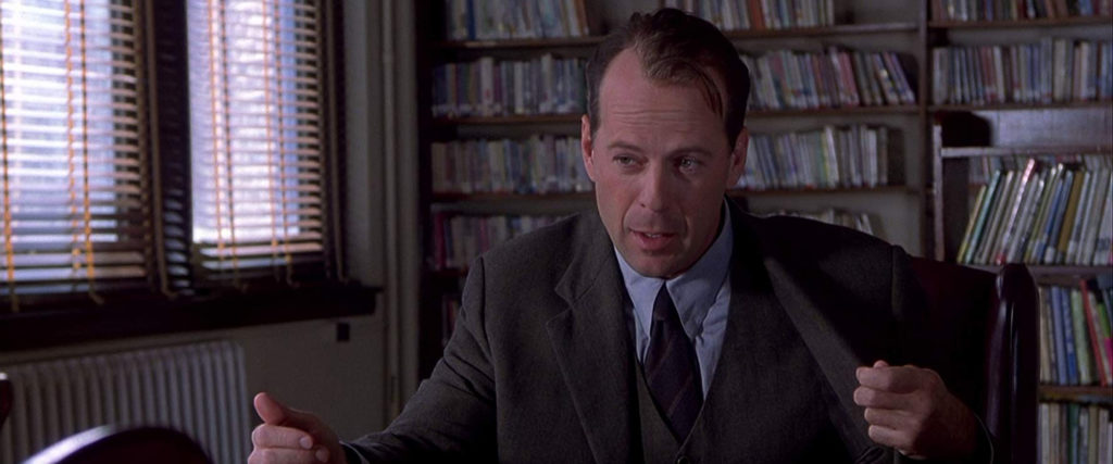The Real Twist in 'The Sixth Sense' Is Bruce Willis' Workaholism