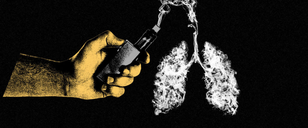I'm a Casual Vaper. Should I Worry About Vaping Sickness?