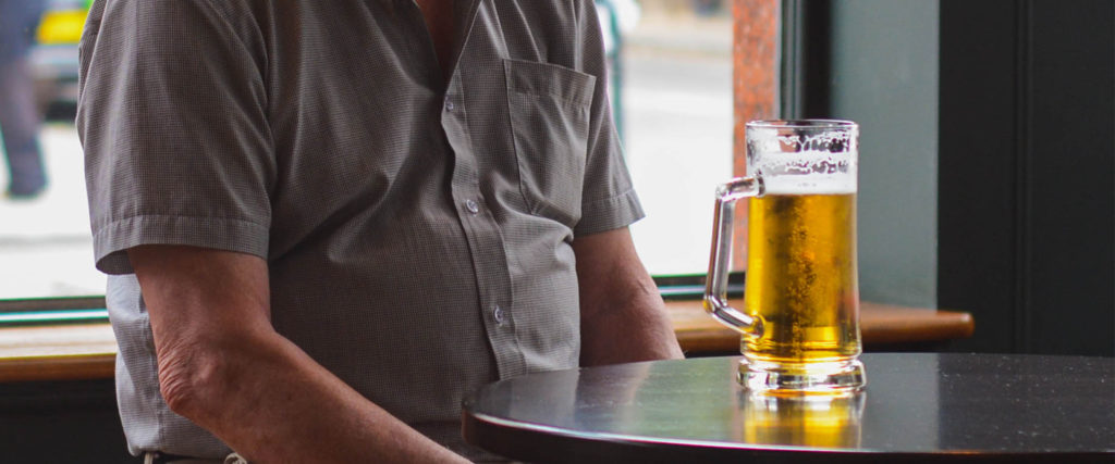 The Depressing Truth About Retirement and Problem Drinking