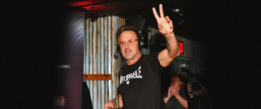 David Arquette's Indie Wrestling Redemption Tour
