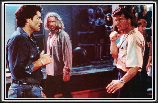 The Oral History of the 'Road House' Throat Rip Scene | MEL