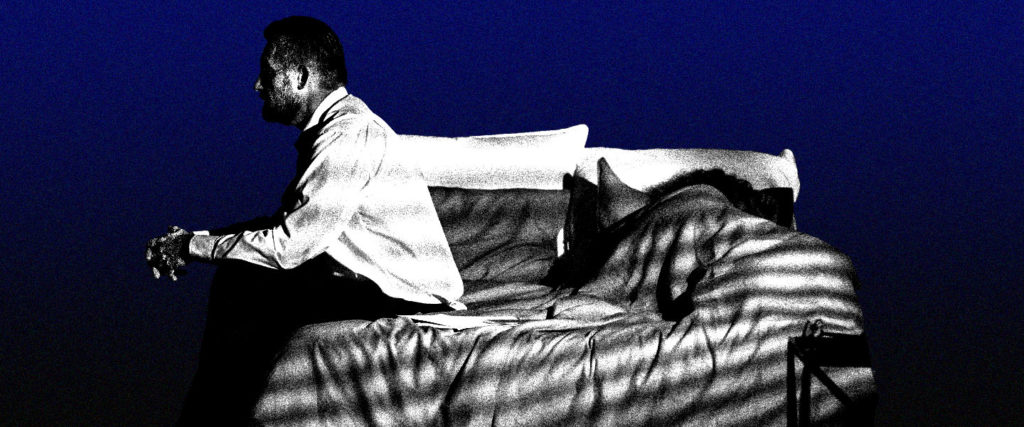 How to Deal With Your Partner's Fucked-Up Sleep Schedule