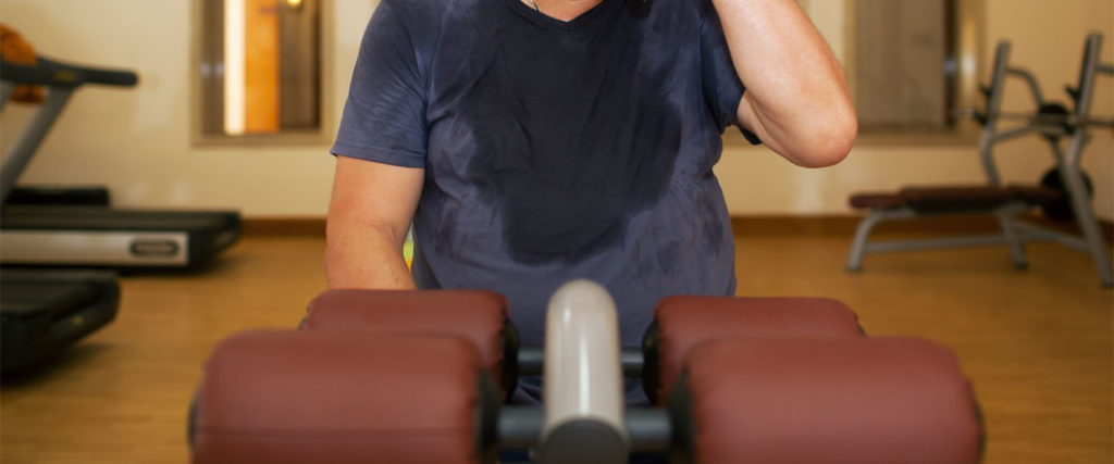 Is There a Way to Stop Sweating So Much at the Gym?