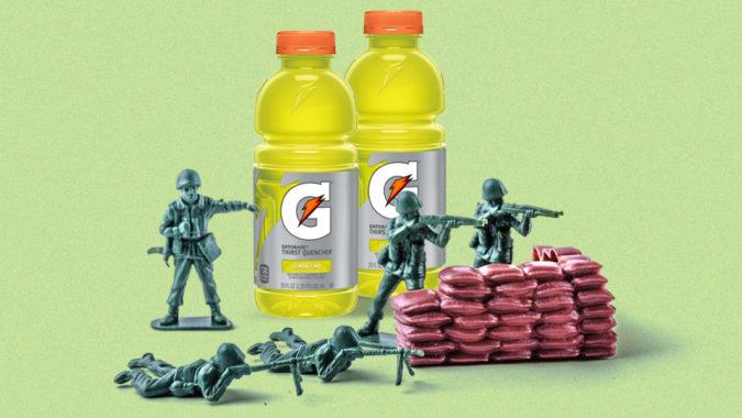 Military_Gatorade