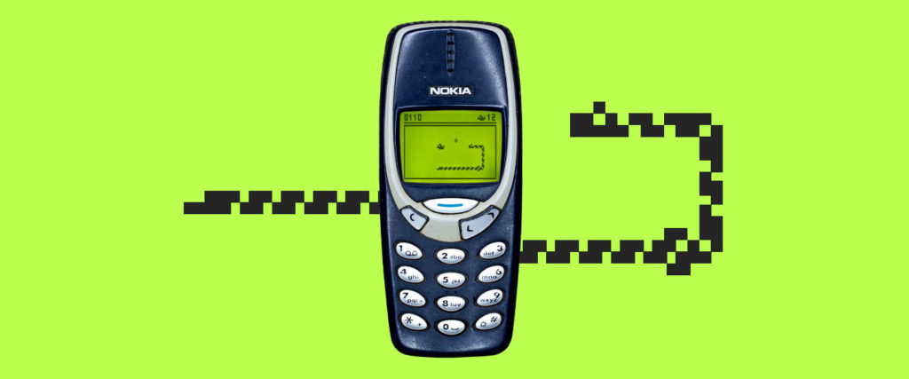 An Oral History of 'Snake' on Nokia