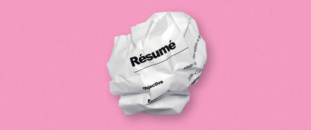 Your Cool Résumé Font Is Ruining Your Job Search