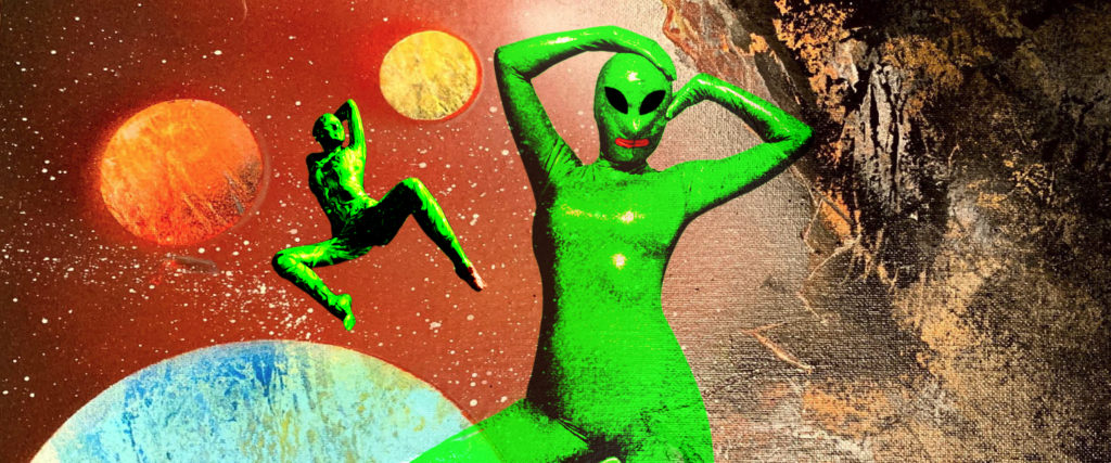 Why Are Humans So Horny for Aliens?