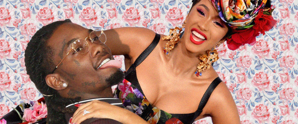 Thank Cardi B for Bringing Armpit-Licking Into the Mainstream