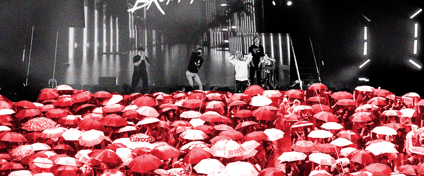 Why China's Top Rappers Are Dissing The Hong Kong Protests