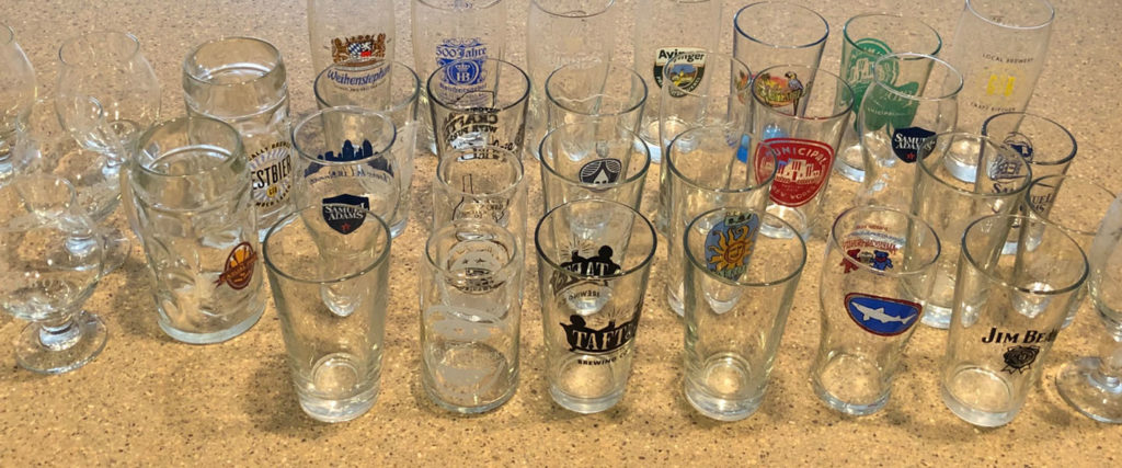 The Toughest Part of Growing Up Is Saying Goodbye to Your Novelty Pint Glasses