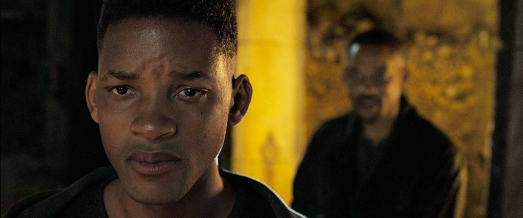 Just as IRL, Will Smith Is Haunted by His Younger, Cooler Self in 'Gemini Man'