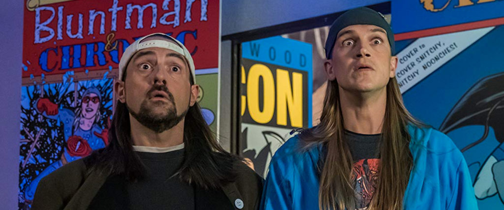 'Jay and Silent Bob' Fandom Grew Up. Kevin Smith Didn't.
