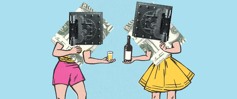 How Money Warps The Friendships Between Men And Women