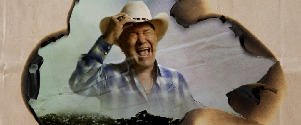 The Legend of the Screaming Cowboy