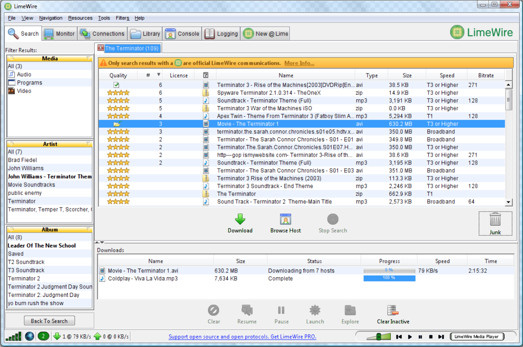 LimeWire: The Oral History Of The App That Changed Music
