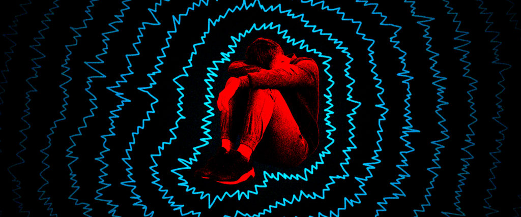 I Turned My Depression Into Data. Here's the Moment Therapy Saved My Life.
