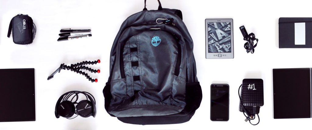 Why Are We So Obsessed With Backpacks? Blame the Gig Economy.