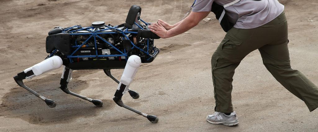 Why Are New Robots So 'Black Mirror' Creepy?