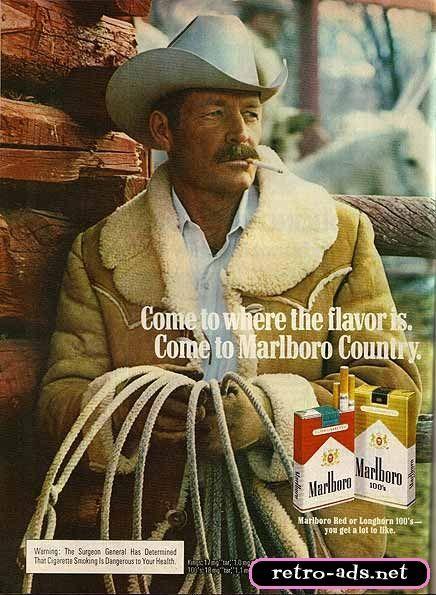 Gay marlboro man A List