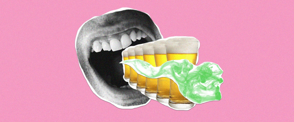 Which Booze Gives You the Worst Breath?
