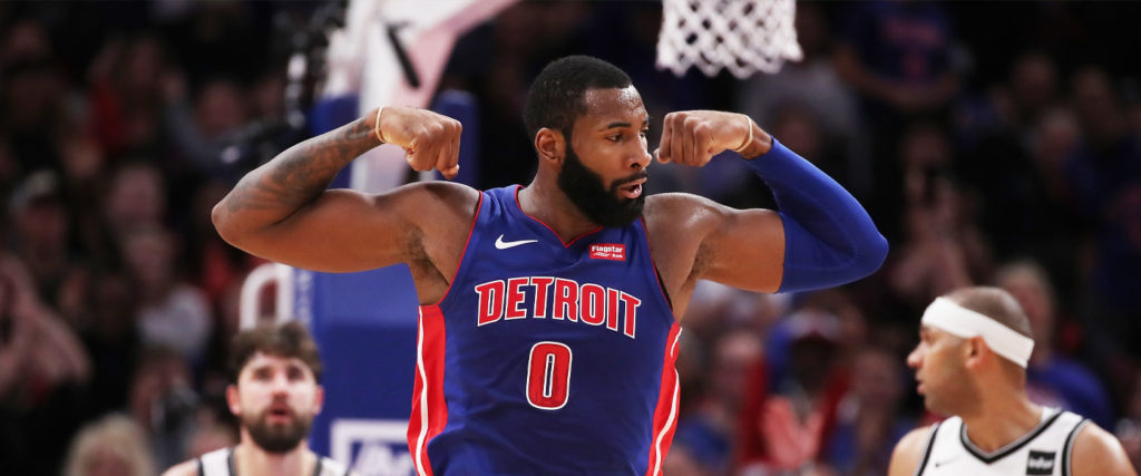 Would Andre Drummond's Beer-a-Day Diet Work for My Shitty Body?