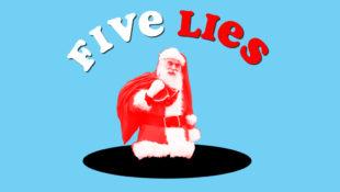 FIveLies_Santa