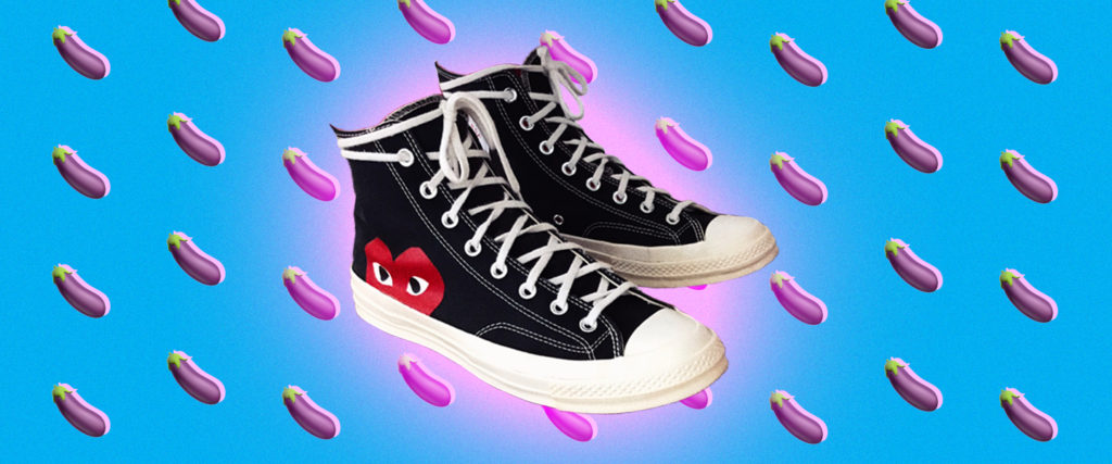 What Do Your High Tops Say About Your Love Life?