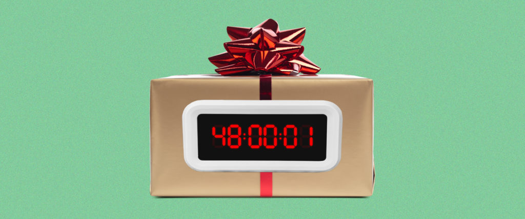 The Last-Minute Procrastinator's Gift Guide: 48 Hours and Counting