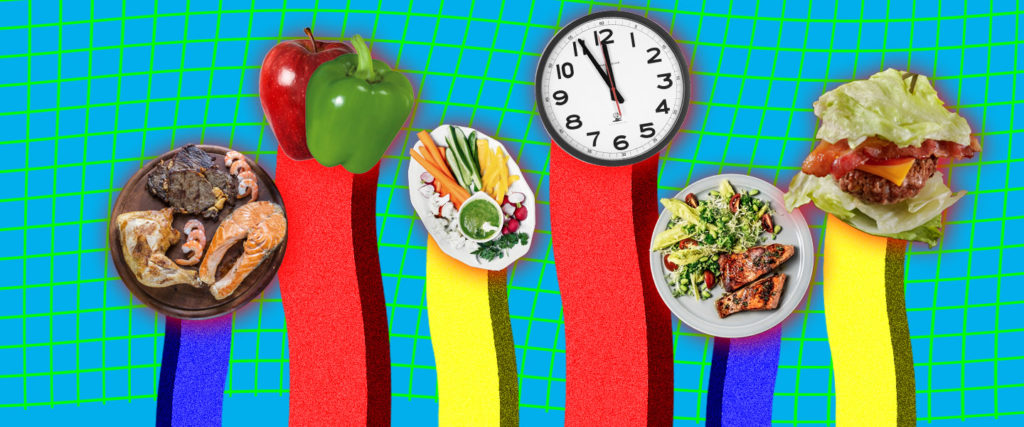 Ranking Crash Diets by How (Un)Healthy They Are