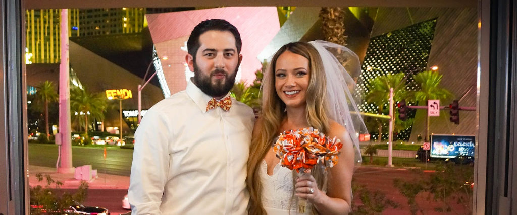 Living (and Loving) Más at a Taco Bell Wedding