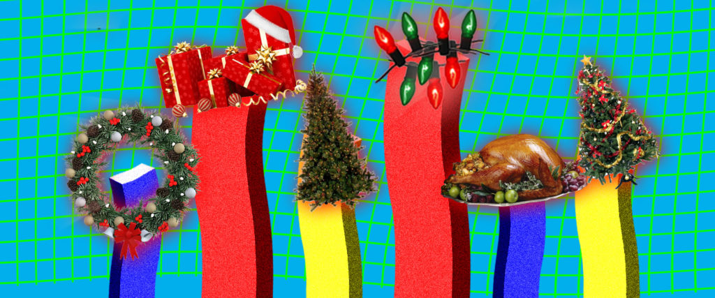Ranking Christmas Decorations by How Terrible They Are For the Environment