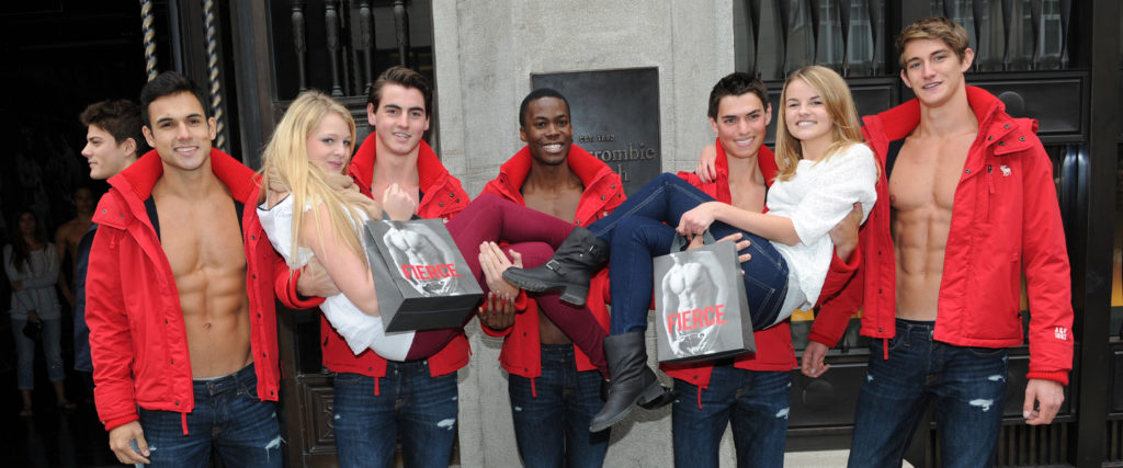 The Shirtless Abercrombie Model Is the Ghost of Retail's Past