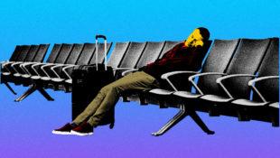 Airport_Sleep