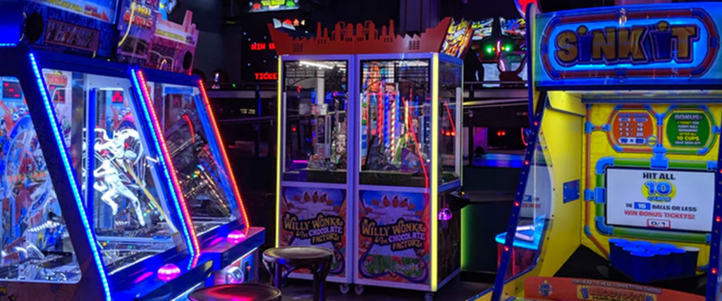 The Quarter-Devouring Economics of Arcades