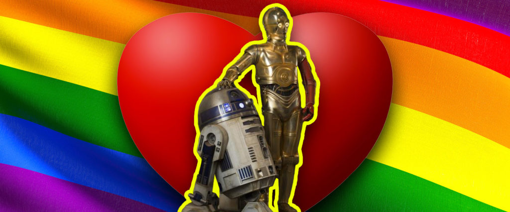 With 'The Rise of Skywalker,' C-3PO Is Still a Queer Icon