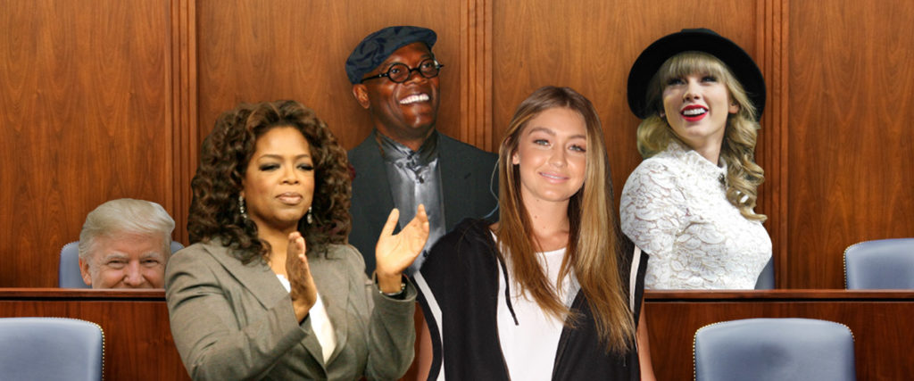 The Nine Celebrity Jurors Who Caused the Most Courtroom Drama