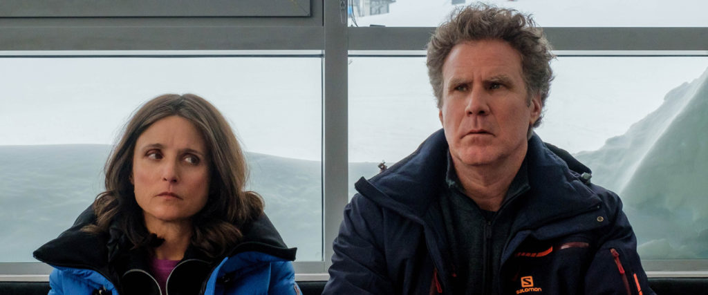 In 'Downhill,' Will Ferrell Is One Sad, Bad Dad