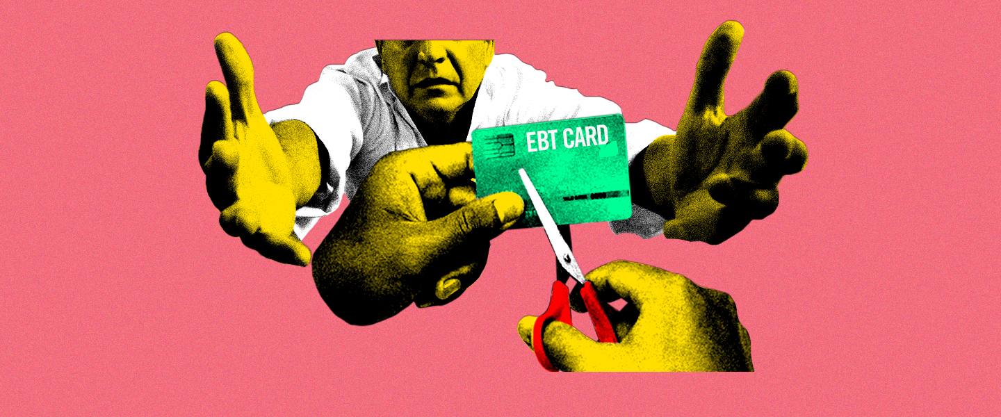 For Guys Like Vlad, Food Stamps Are a Lifeline That's About to Disappear