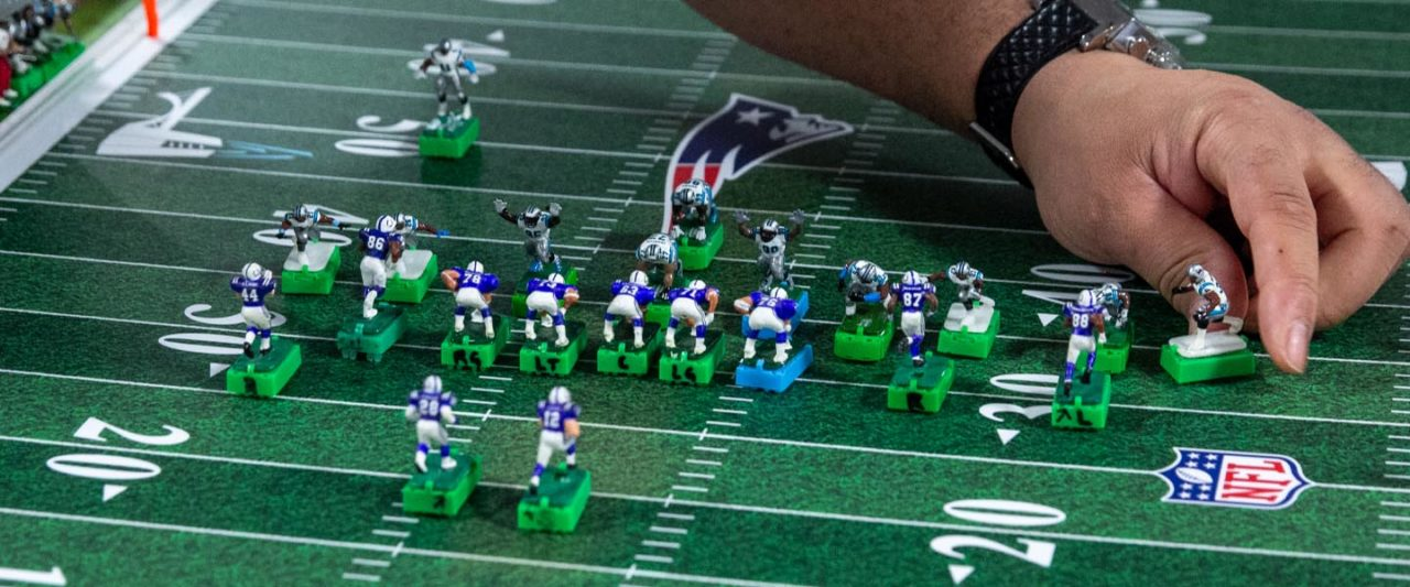 ElectricFootball