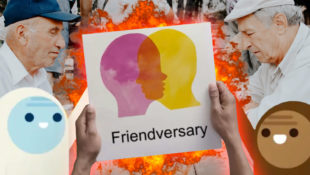 Facebook Friendiversary