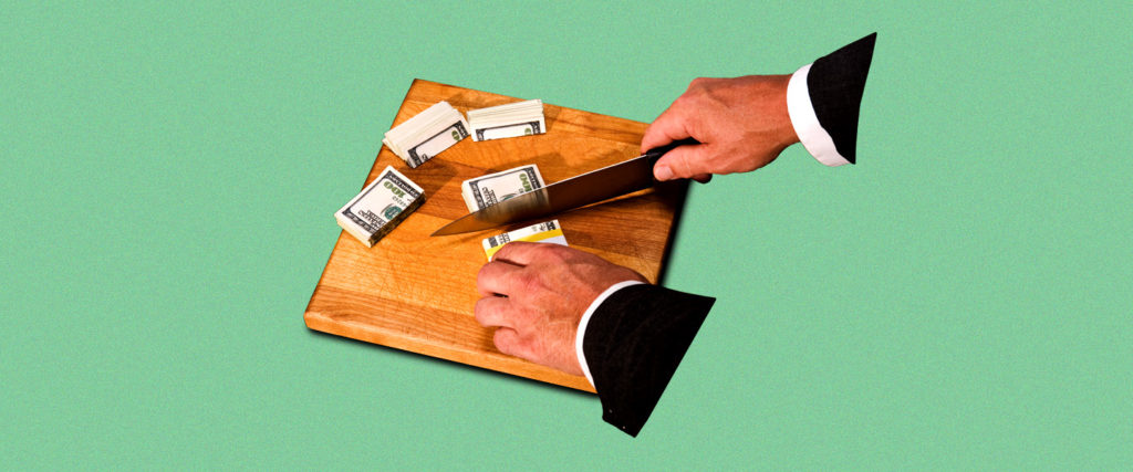 Real People Money Diaries: Living With Garnished Wages