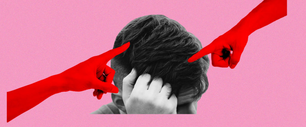Are You Actually Parting Your Hair on the Wrong Side?