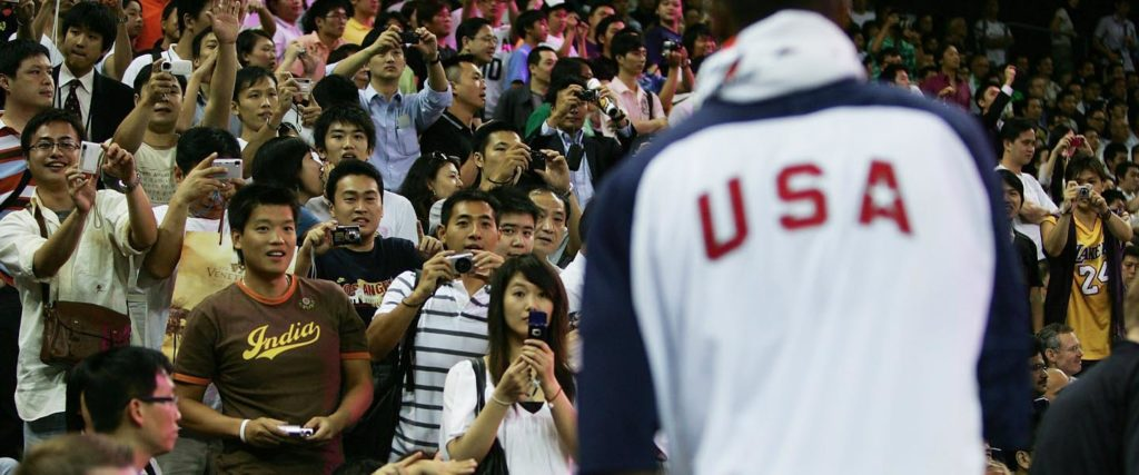 America Loved Kobe — But the World May Have Loved Him More