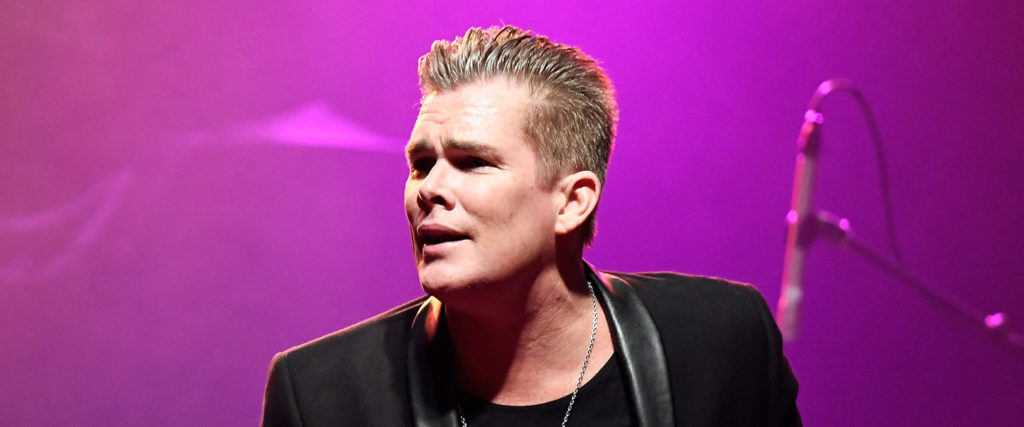 MAGA Mark McGrath Reminds Us Smash Mouth Is on the Right Side of History