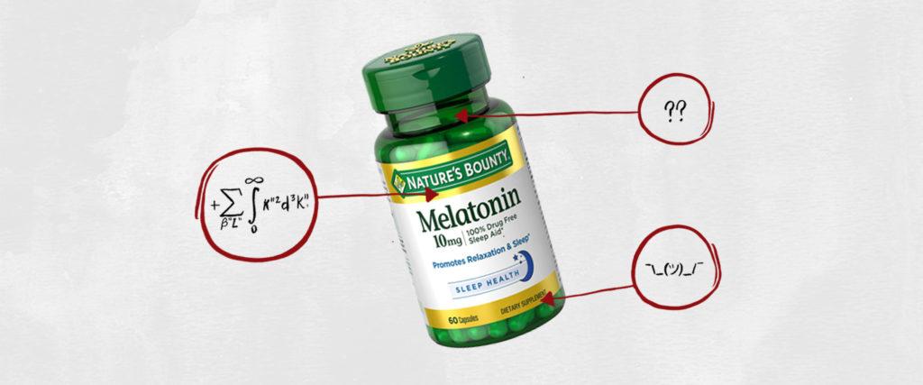 What's in This?: Melatonin Sleep Aids