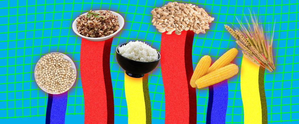 Ranking Grains by How Healthy They Are