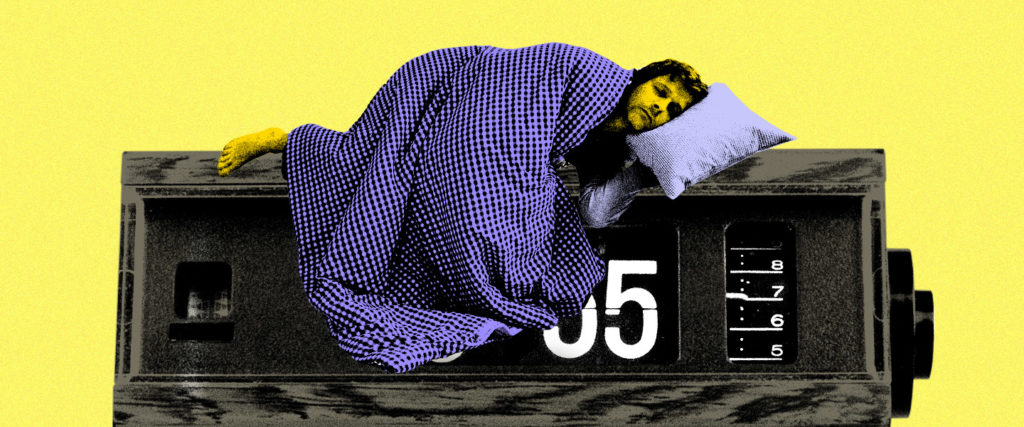 Eight Hours of Sleep Isn't Right for Everyone, So Why Do We Keep Pushing That Number?