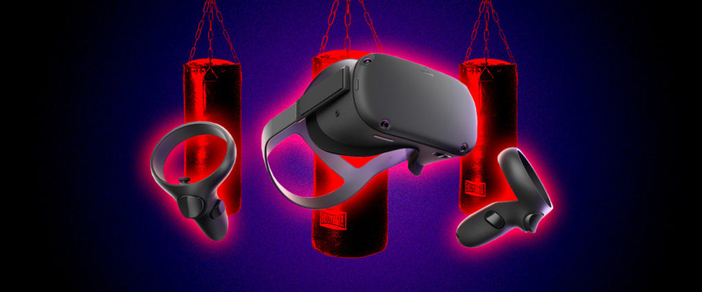 I Found the Key to Sticking With My New Year's Resolutions in Virtual Reality
