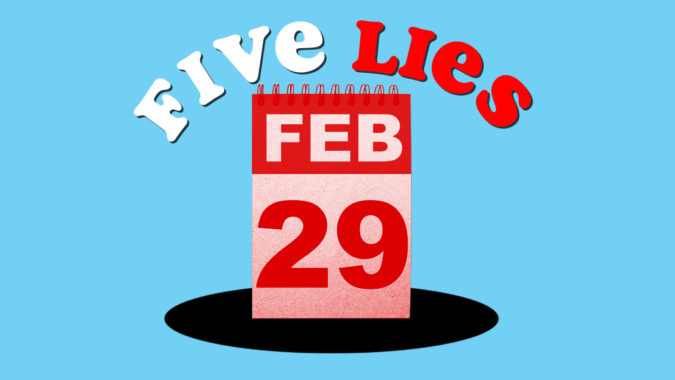 FiveLies_LeapYear