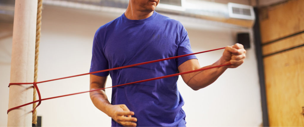 Resistance Bands Are Like Having a Gym in the Comfort of Your Own Home